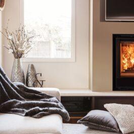 recuperador de calor a lenha BIOJAQ BG INFIRE 600 NEO