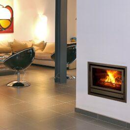 recuperador de calor a lenha BIOJAQ BG INFIRE CLASSIC 744