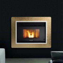 Recuperador de calor a pellets para aquecimento de ar BIOJAQ JM JOLLY STAR