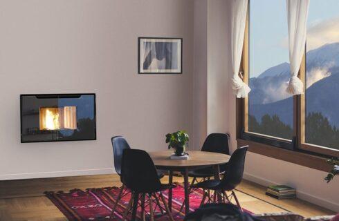Design elegante e aquecimento cómodo!