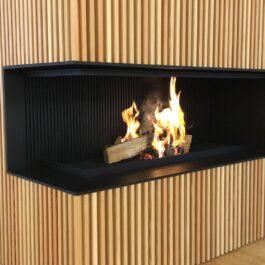 recuperadores de calor a lenha de combustão aberta