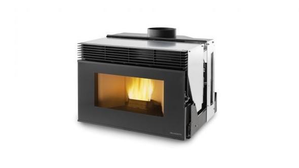 recuperador de calor a pellets BIOJAQ PZT A70