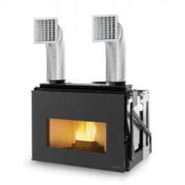 recuperador de calor a pellets BIOJAQ PZT AC70