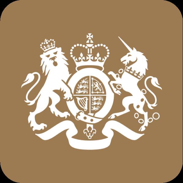 Equipamento inspecionado pelo DEFRA, departamento do Reino Unido responsável pelas políticas e regulamentos sobre o meio ambiente, entre outros.