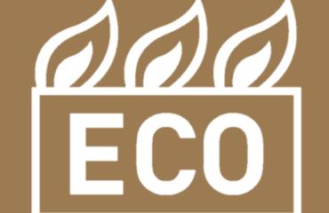 Com o sistema Eco Wave é possível reduzir a potência do queimador, mantendo a chama bonita. Pode ser controlado através de smartphone ou tablet e permite uma economia de até 50%.