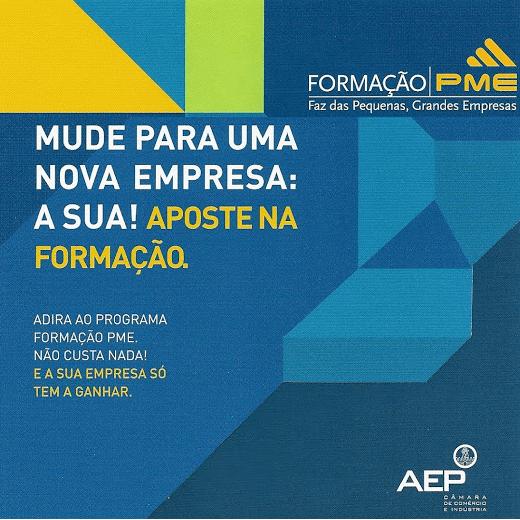 Participação do Programa Formação PME